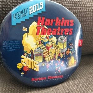 Other - 2015 Harkins Movie Theatres Loyalty T-Shirt